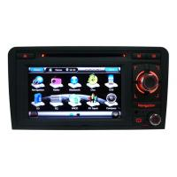 """Buy 6.5"""" LCD 3G 6 CDC PIP Can - Bus Steering Wheel AUDI A3 Navigation / Automobile DVD Players ST-8603 at wholesale prices"""