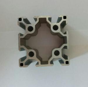 Quality 6005 Anodized Aluminium Profile System / Extruded Architectural Aluminium Profiles for sale