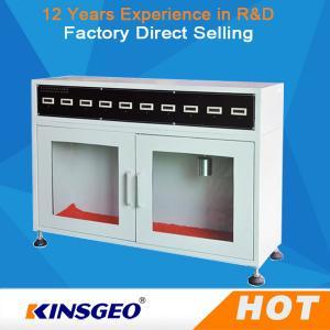 KJ-6010 Peel Adhesion Test Equipment / Viscosity Testing Equipment 10 Sets Weights