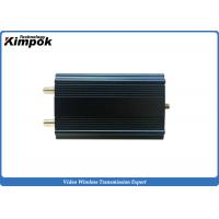 Buy 5000mW Wireless Video Link 1.2G AV Transmitter and Receiver for Unmanned Aerial Vehicle at wholesale prices