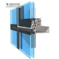 Quality Anodizing 6061  6060 6005 aluminium kitchen doors frames Cutting / Driling / Punching for sale