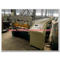 Quality Colored Flat Aluminium Panel Profiling Machine for Making Corrugated Metral Long Span Roofing Sheets for sale