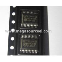 Quality S87C751-4DB -  Semiconductors - 80C51 8-bit microcontroller family 2K/64 OTP/ROM, I2C, low pin count for sale