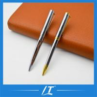 China High Quality And Promotional Advertising Gift Cheap Twist Metal Ball Pen on sale