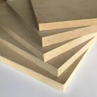 Quality Thickness 1.8 - 30mm Melamine Faced MDF Board 8% - 14% Moisture Content for sale