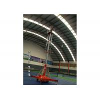 Quality Simple Self Propelled Elevating Work Platforms 1 - 20 m Lift Height For Installation for sale
