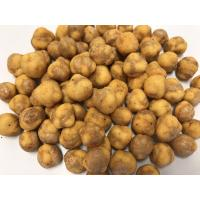 Quality BBQ Flavor Coated Crispy Roasted Chickpeas Snack BRC Certificate for sale