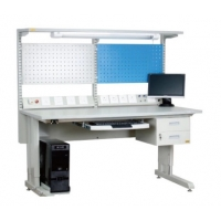Quality 1830*900 Table Support Antistatic Cleanroom Bench With Drawer for sale