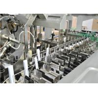 Buy PLC Controlled Vertical Type Automatic Cartoning Machine for Small Box Contained Products at wholesale prices