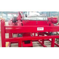 Quality High quality oilfield solids control decanter centrifuges for sale at Aipu for sale