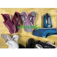 China Popular Second Hand Womens Shoes , Clean Used Canvas Shoes For Summer on sale