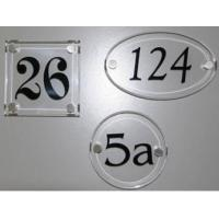 Quality Excellent Service Fashion Shape  Acrylic Signs for sale