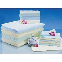 China 100%cotton jacquard terry towel blanket with high quality on sale