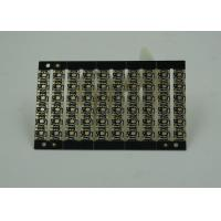 Quality Immersion Gold PCB Board Fabrication / Black Thick PWB Printed Wire Board for sale