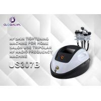 Quality 5 In 1 Vacuum Body Slimming Machine Wrinkle Removal With Rf System Multifunctional Non Invasive for sale