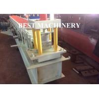 Quality PPGI Steel Shutter Rolling Door Roll Forming Machine PLC Control System for sale