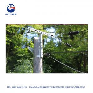Quality ISO9001 28KN CT24 Hot Dip Galvanized Steel Fiber Slack Storage for sale