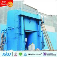 Quality Coagulation / Flocculation Water Treatment Plant System , Carbon Steel Body With Epoxy Coating for sale