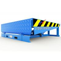 Quality Container Electric Dock Leveler , Unloading / Loading Warehouse Loading Dock Ramps for sale