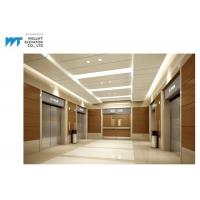 China VVVF Group Control Hospital Bed Elevator Max 8 Units Control Rate Speed 1.0-2.5M/S on sale