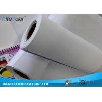 Quality PP Indoor Advertising Waterproof Synthetic Paper For Inkjet Printers for sale
