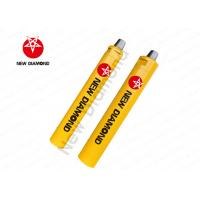 Quality NSD Series Down The Hole Hammer With Foot Valve For Rock Chisel Yellow Color for sale