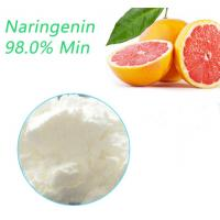Quality Lowering Bitter Taste Naringenin Extract Powder Used In Dietary Supplements for sale
