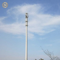 Quality Q355B ASTM A572 Standard Telecommunication Post for sale