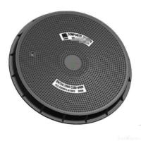 Buy cheap Grp Round Access Chamber Cover And Frame/smc/hmc Manhole Cover from wholesalers