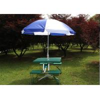 Quality UV Resistant Outdoor Parasol Umbrella With Steel Wire Ribs For Business Promotion for sale