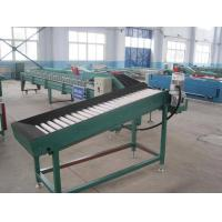 Quality Ellipse automatically conveying fruit grading machine for sale