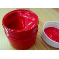 Quality Red Color Liquid Photoimageable Solder Mask Pcb Ink For Industry for sale