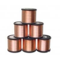 China Installation Temp 0℃  Copper Plated Aluminum Wire Stranded Copper Conductor on sale