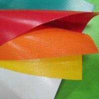 Quality PVC Coated Industrial Curtain Fabric for sale