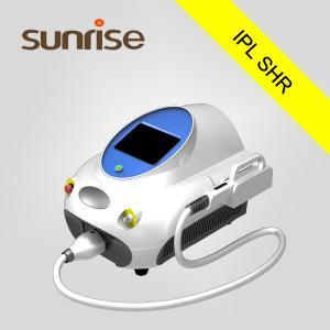 China Salon Equipment SHR Super Hair Removal /Portable SHR Laser Hair Removal Machine on sale