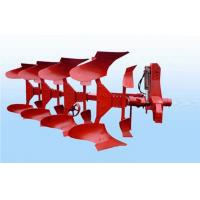 Quality Hydraulic Reversible Plough Tractor Furrow Farm Plough Red Blue Green for sale