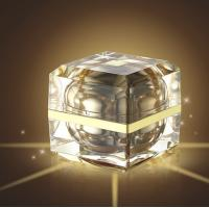 Quality luxury 50gram 30gram 15gram plastic cosemtic acrylic jar for sale