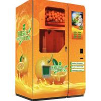 Quality Low Cost Fresh Orange Juice Vending Machine for Sales for sale