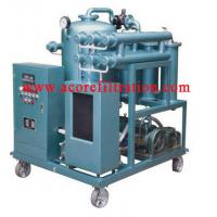 Quality Waste Hydraulic Oil Recycling Cleaning Machine for sale