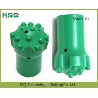 Quality T38 T45 T51 Dome Reamer Drill Bit For Mining / Construction , Tungsten Carbide Forging for sale