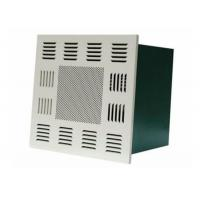 Quality High Efficiency HEPA Filter Box / Hospital Ceiling HEPA Modules for sale