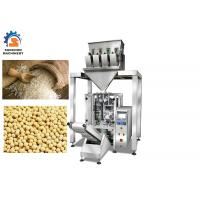 Quality CE Vetical Sugar / Seed Packaging Machine With 4 Heads 1000ML Volume for sale