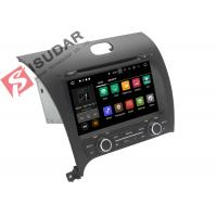 Buy cheap RAM 2G ROM 32G Quad Core Android Car DVD Player For KIA K3 / Kia Cerato Navigation System from wholesalers