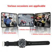 Y30 8GB 720P WIFI P2P IP Spy Watch Hidden Camera Recorder IR Night Vision Motion