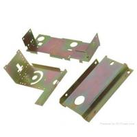 Quality Hardware Galvanized machined aluminum / brass parts supporting milling for sale