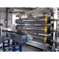 Quality PE Foaming Compound board Extrusion Line /PVC Sheet Extrusion Line /PE Sheet Co - Extrusion Line for sale