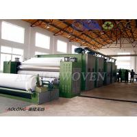 Quality 40% Glue Spray - Bonded Wadding Production Line With Computer Control for sale