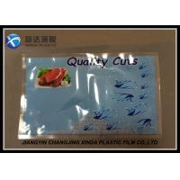 Quality Nylon / PE Frozen Vacuum Pouch For Food Packaging Keep Long Time Storage for sale