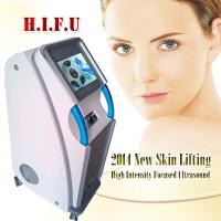 Quality HIF High intensity focus ultrasound skin lifting wrinkle removal HIFU beauty version for sale