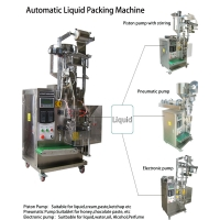 China Liquid Rationing Automatic Packing Machine on sale